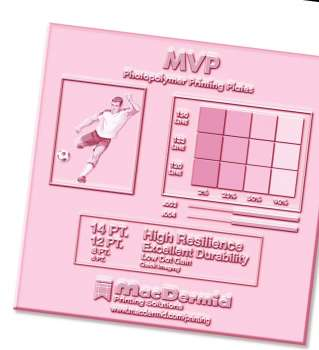 MVP -analogue plate-